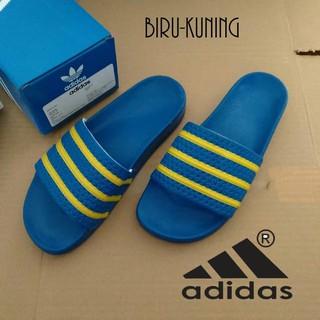 318396ec0 REX-130 Sandal Adidas Adilette Original Sendal Adidas Adilette Stripes
