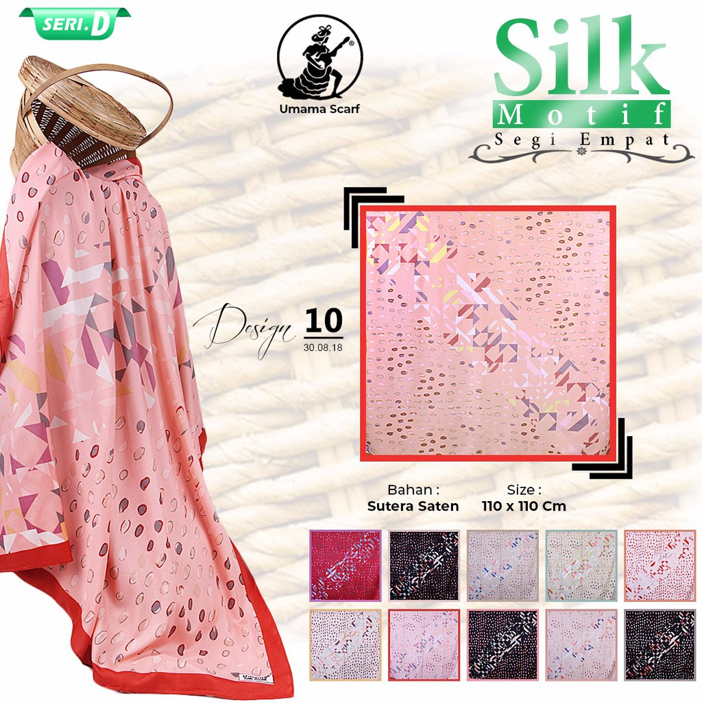Hijab Segi Empat Umama Scraf Premium Quality Motif Hijau8 Daftar Noor Jilbab Kerudung Segiempat Basic Voal Polos B Scarf Square Ori Shopee