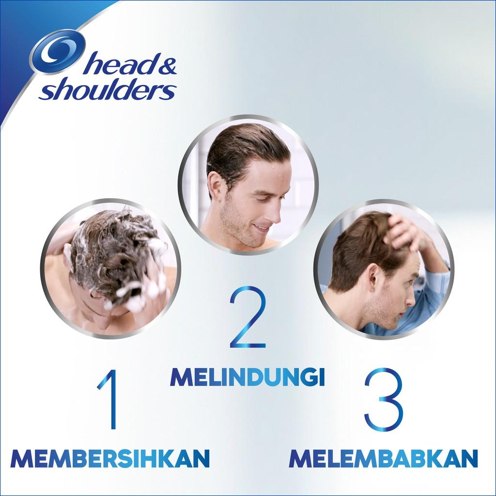 Head & Shoulders Shampoo Smooth & Silky 400 ml-3