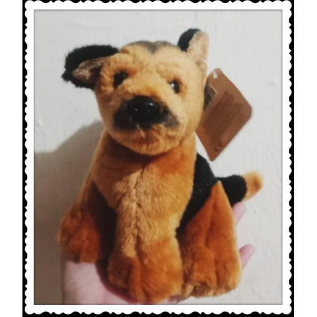 Boneka Anjing Rottweiler Shopee Indonesia