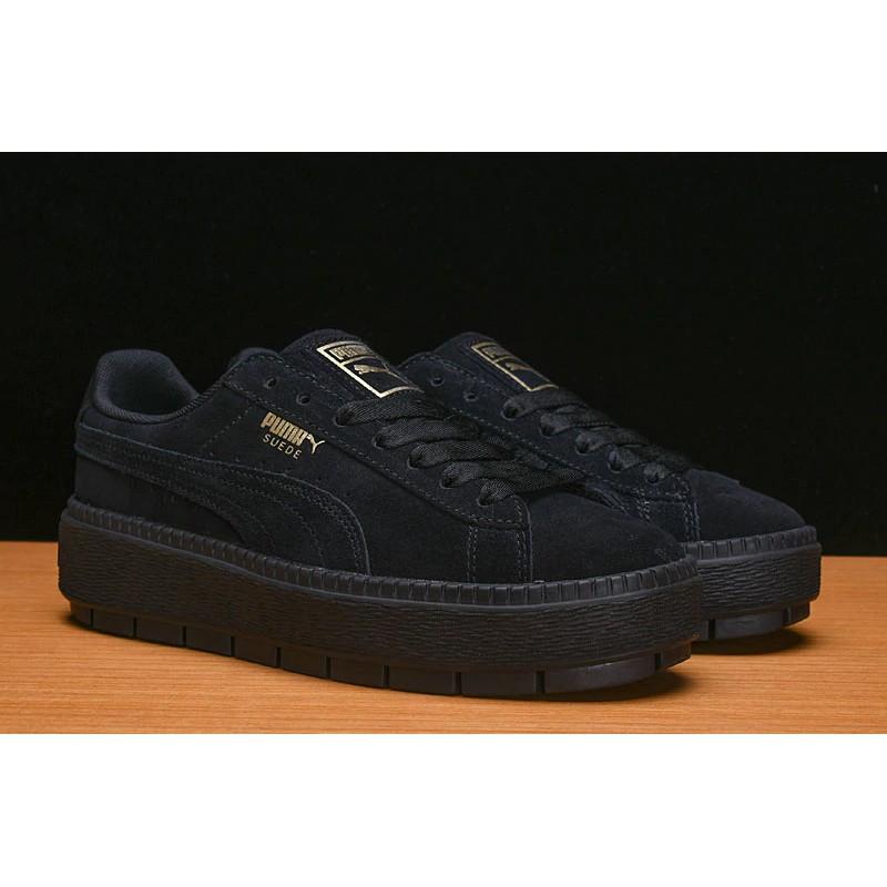 wholesale price reduced lowest price Sepatu Sneakers Desain Puma Fenty Bahan Suede untuk Wanita ...