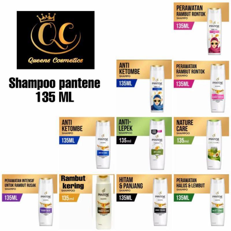 PROMOO SHAMPOO PANTENE 130  ML ~ ORIGINAL 100%