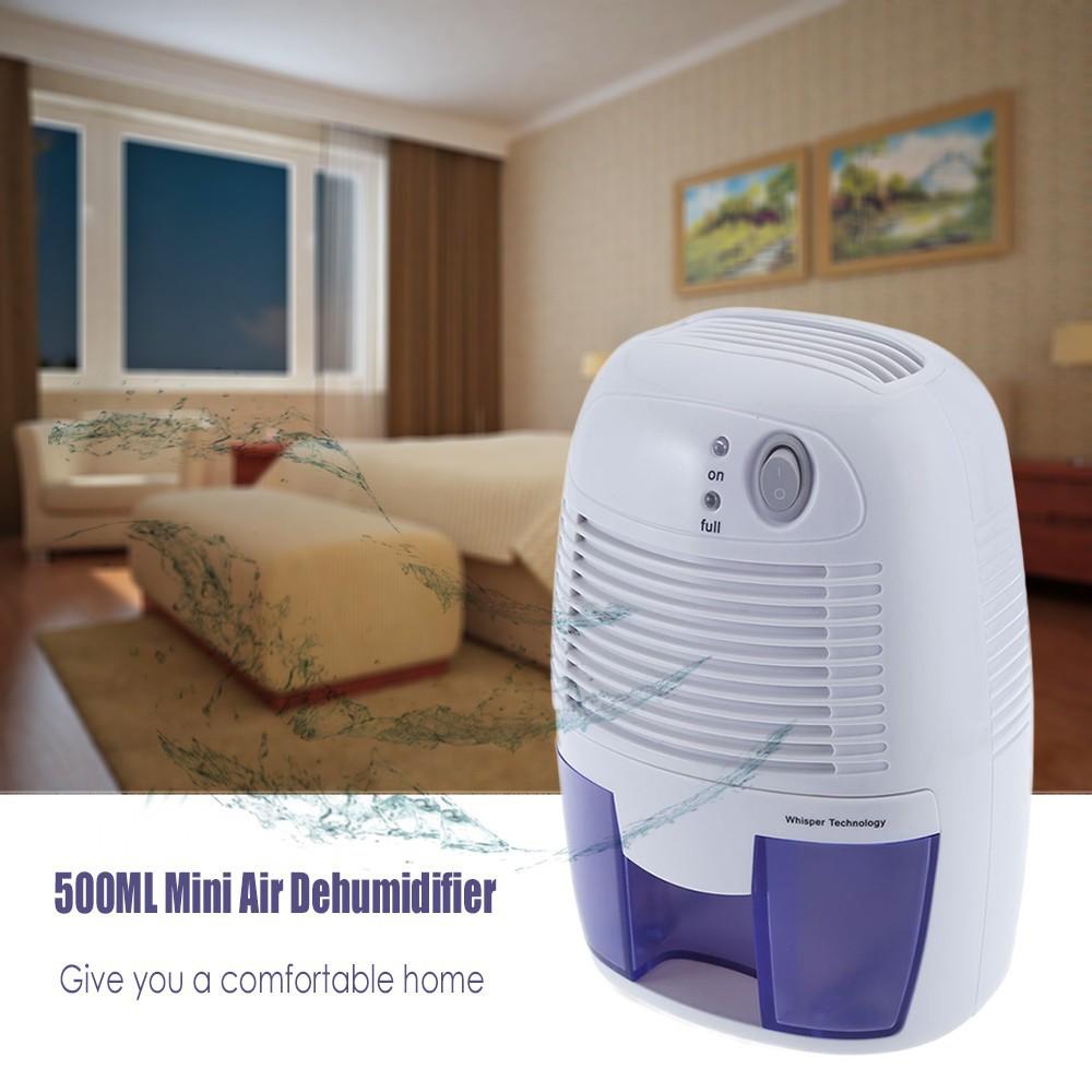 harga [ready stock]500ml Dehumidifier Penyerap kelembaban dengan Tangki Air Dryer Shopee.co.id