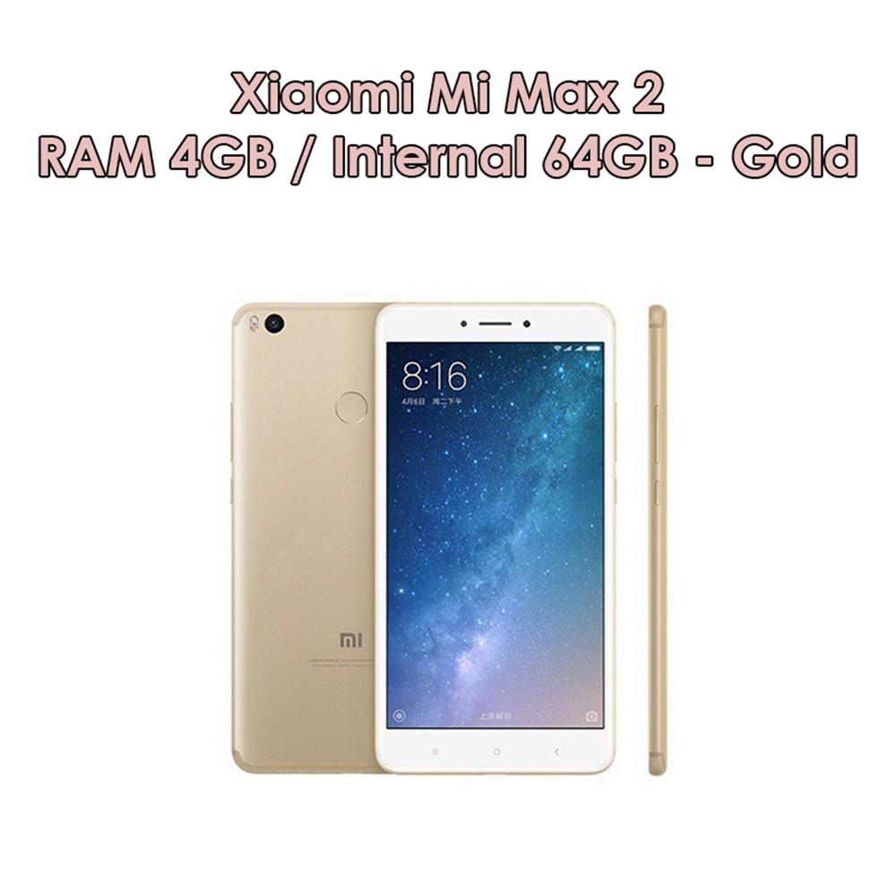 Xiaomi Mi Max 4 128GB Gold