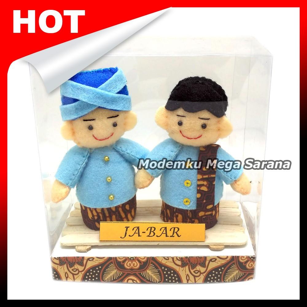 boneka pakaian adat jawa barat shopee indonesia boneka pakaian adat jawa barat