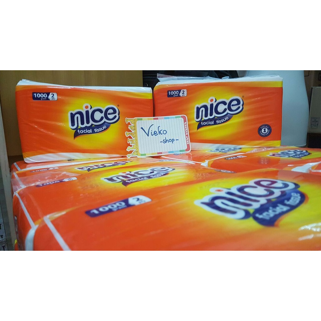 Nice Facial Tissue Non Parfume 1000 Gr Shopee Indonesia Multi Tissu Mp 02 Interfol 900gr