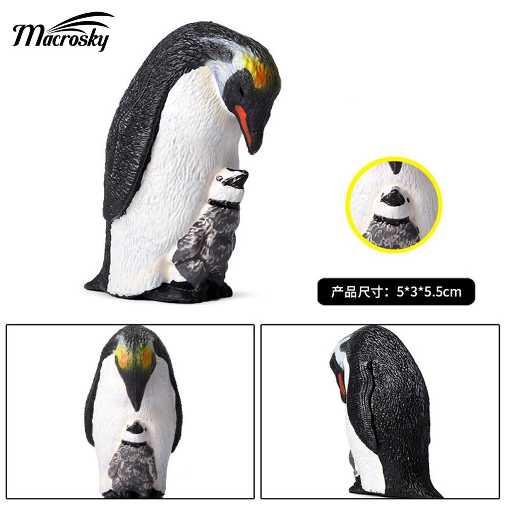 Mainan Bonsai Bentuk Pinguin Untuk Anak