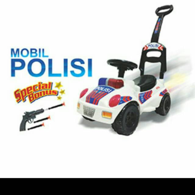 Mobil Mobilan Anak Seri Polisi Shopee Indonesia