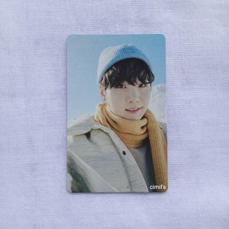 BTS Winter Package DVD PC winpack Photocard Suga Jimin Taehyung Jungkook
