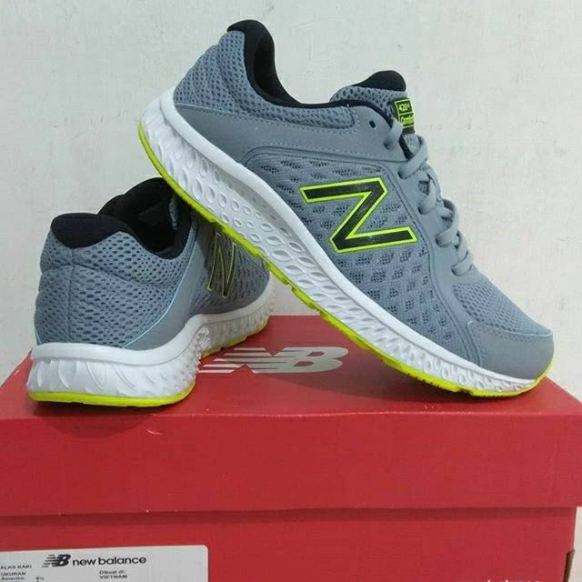 Sepatu original NEW BALANCE RUNNING MEN ARTIKEL M420LH4  51053dbc86