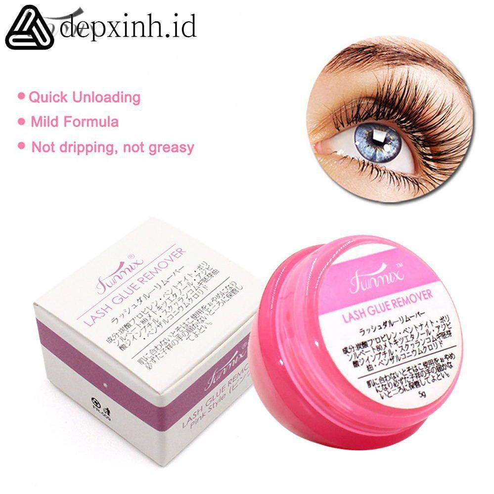 Funmix Pink Proffesional Eyelash