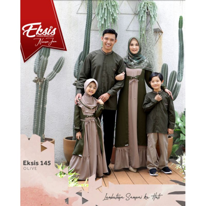 Seply Eksis 145 Olive
