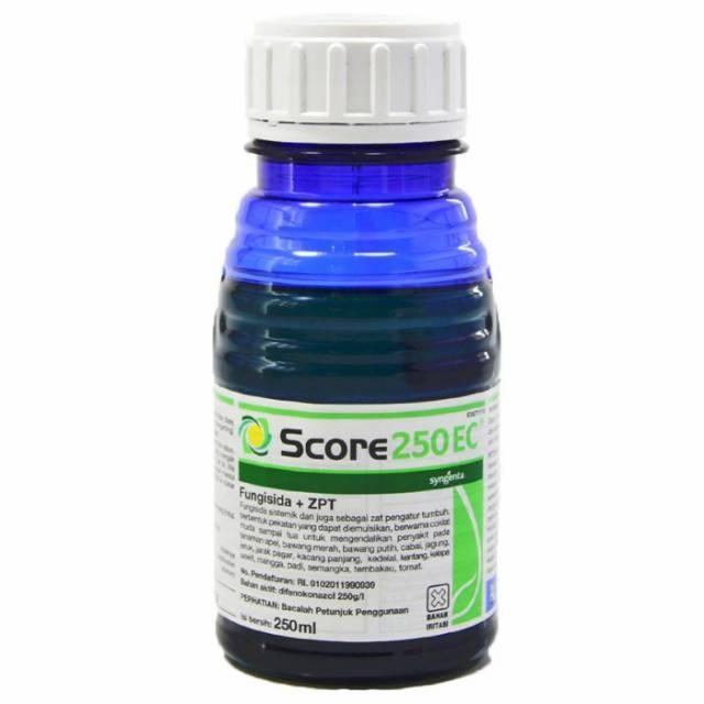 Fungisida score 250ec isi 80ml & 250ml