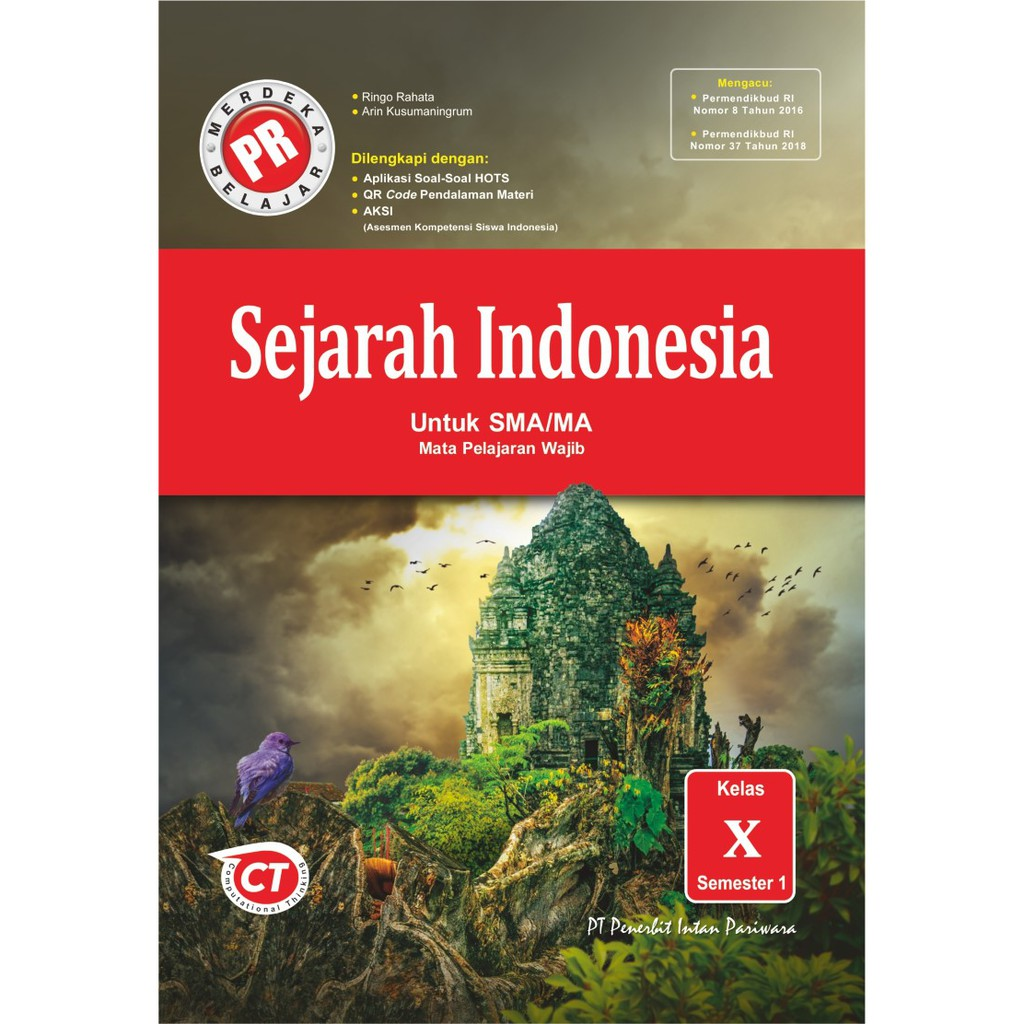 Buku Pr Sejarah Sma Kelas 10 11 12 Intan Pariwara Semester 1 Dan 2 Th 2020 2021 Shopee Indonesia