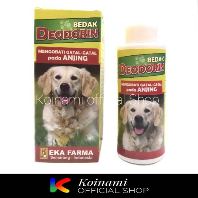 Bedak Deodorin Bedak Kutu Anjing Eka Shopee Indonesia