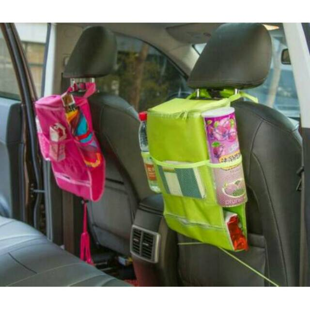 PROMO Sarung Jok Mobil / Bantal Mobil 18 in 1 / 18in1 Hello Kitty Pink HM   Shopee Indonesia
