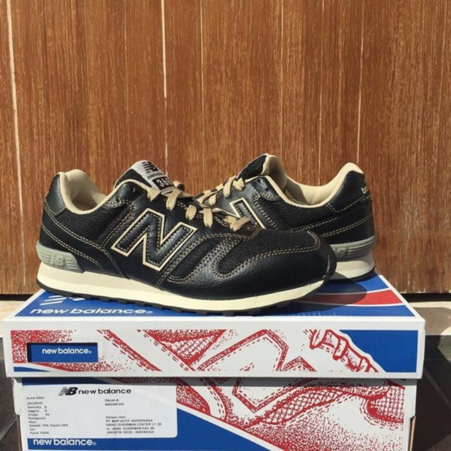 New Balance WL368JBK Black  b2fb2cf2fe