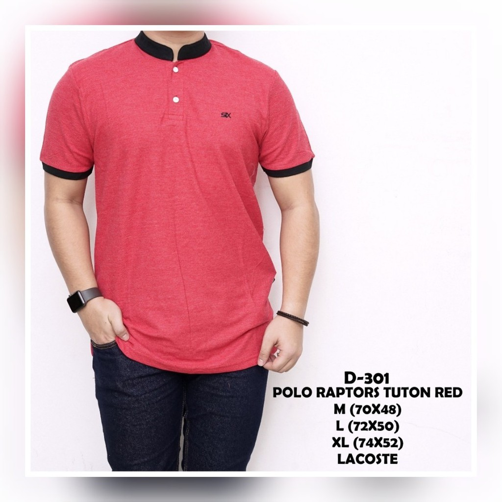 Kaos 301 Pria Navy Dhibostore Simple D PolosPolo Shirt Casual USzMVp