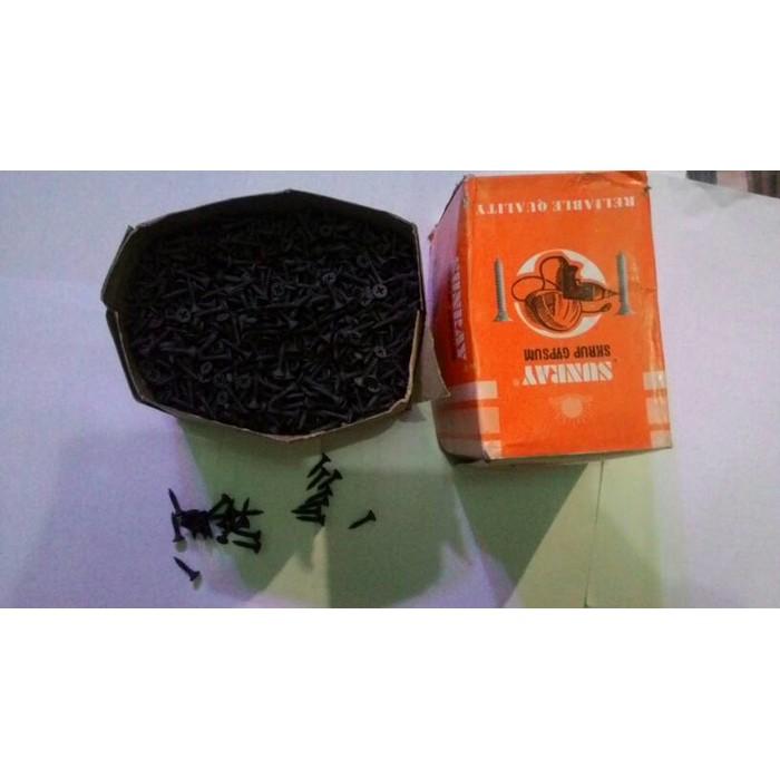 Baut Gypsum / dinding 3/4 inch