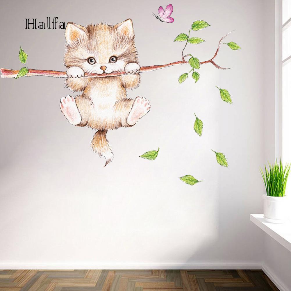 Wallpaper Gambar Kucing Comel Kartun Kucingcomel Com
