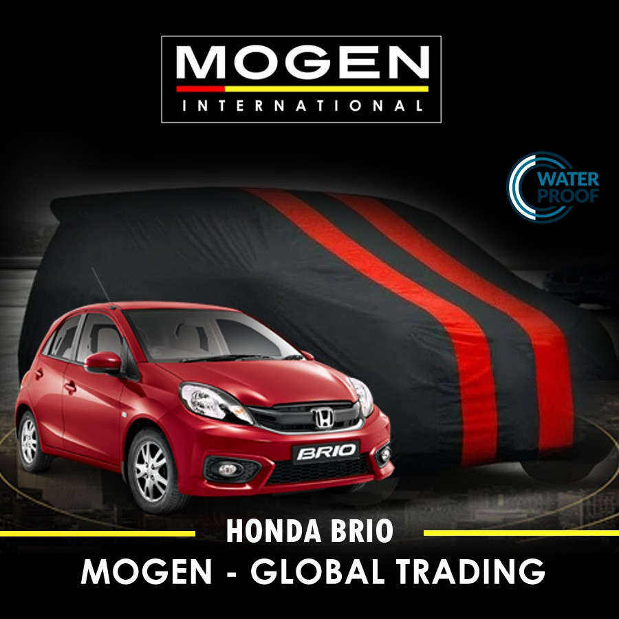 Custom Body Cover Mobil Honda Brio Sarung Shopee Ayla Indonesia