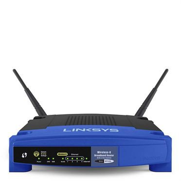 Dijual WRT54GL Linksys Wireless-G Router 54Mbps (DDWRT-Support) Limited
