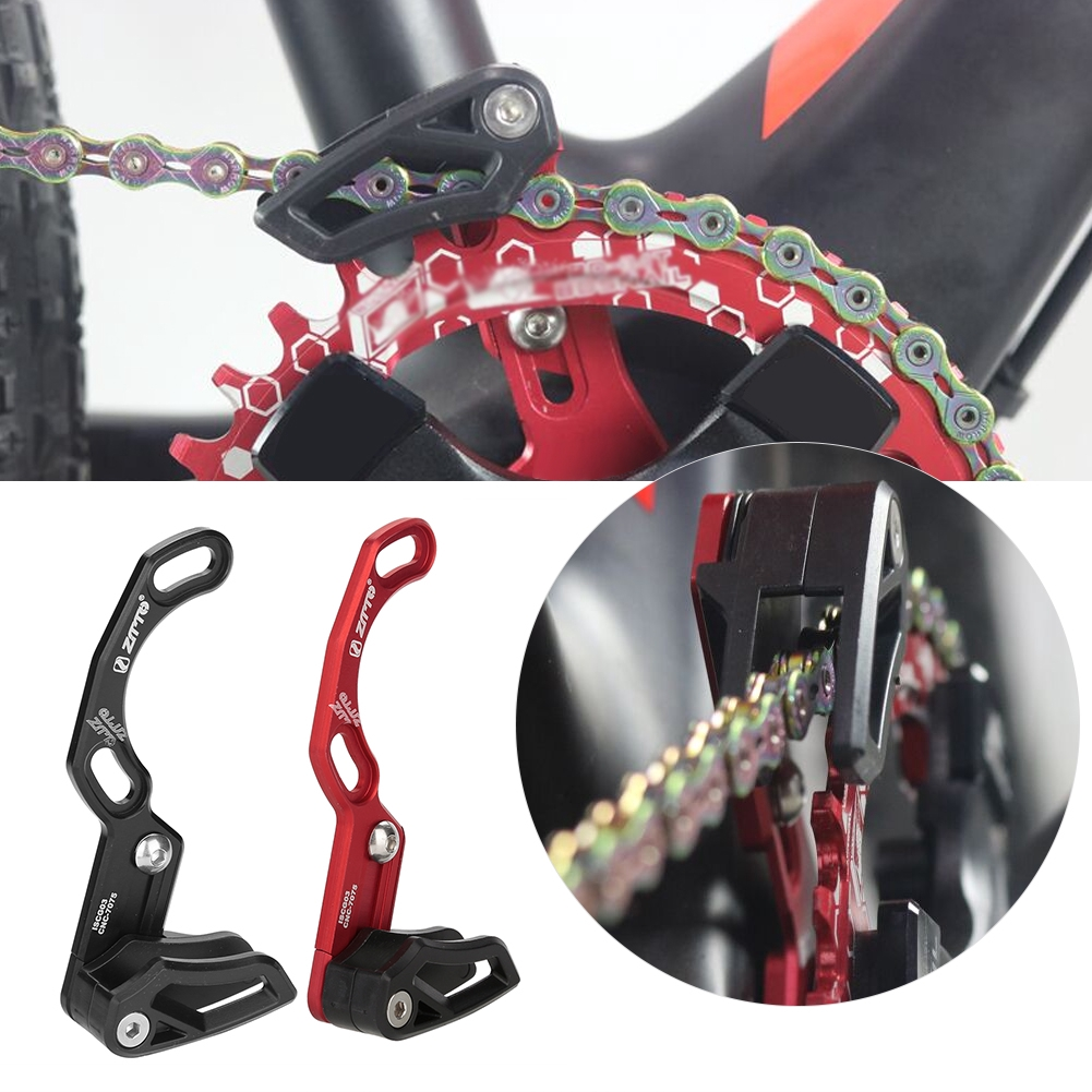 BB Mount for Single Chainring Alloy Bike Chain Guide MTB Bicycle ISCG05 ISCG03