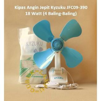Kipas Angin Jepit 17 watt 3 In 1 Merek Kyzuku Meja Jepit Dan Dinding | Shopee Indonesia