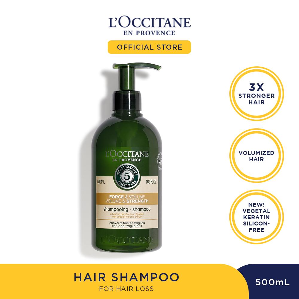 L'Occitane Aromachologie Strength and Volume Shampoo 500ml