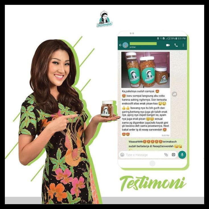 Terlaris Kentang Kriuk Original Spicy By Resep Sarwendah Ruben Onsu Shopee Indonesia