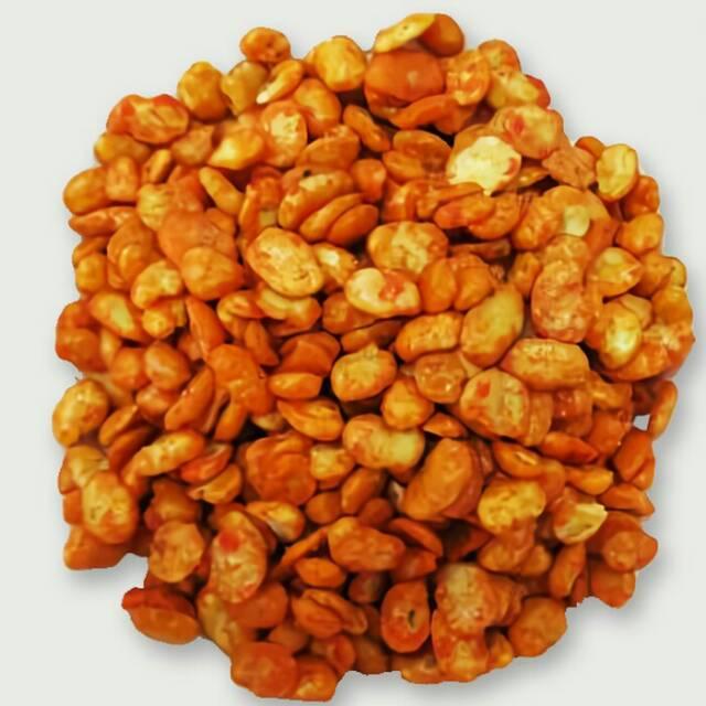 Kacang Koro Balado Makanan Ringan Makanan Kiloan Cemilan Pedas