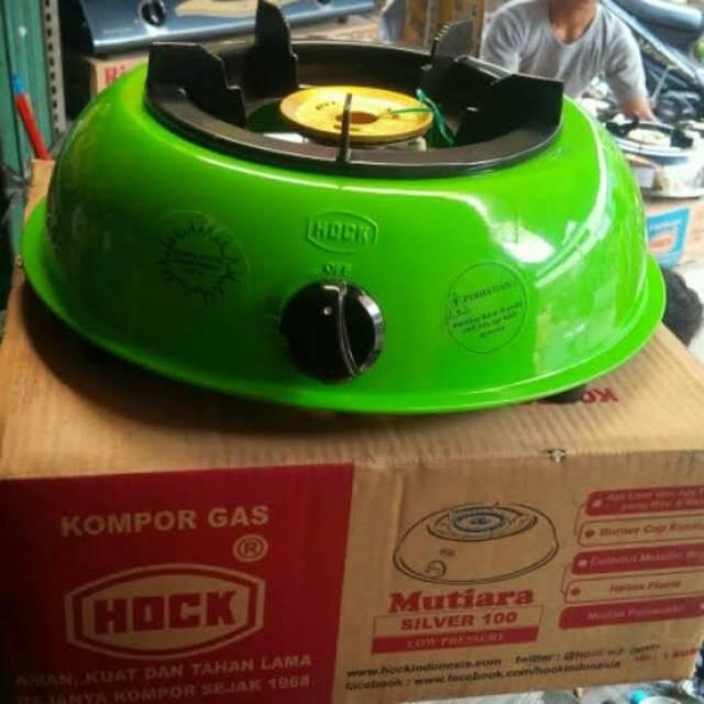 Kompor gas Hock 1 tungku 10 MV