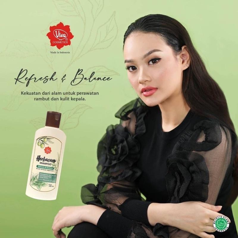 Viva Herbacare Shampoo - 180ml (tersedia 3 variant)-4