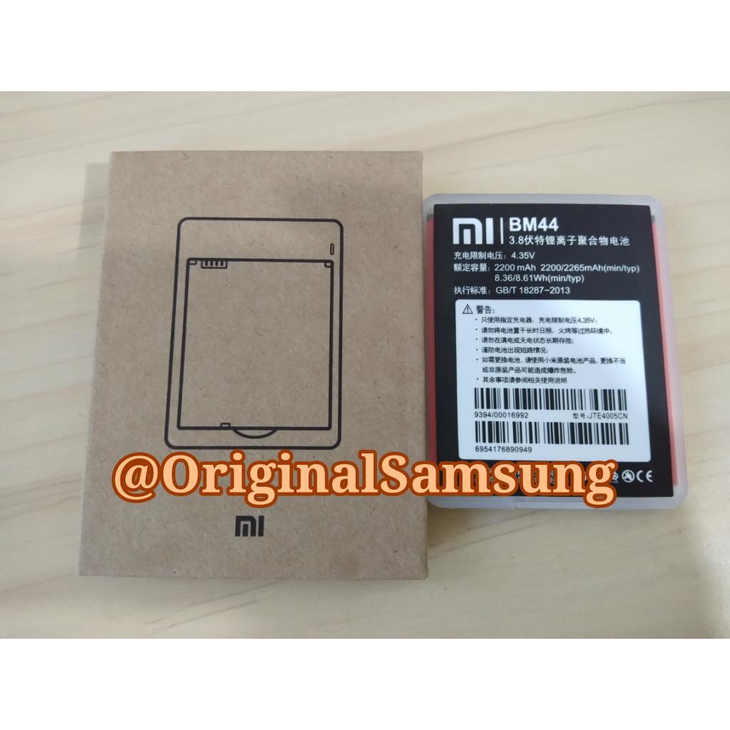 Baterai Dock Charger Xiaomi Redmi 2 Bm44 Original Batre Desktop Battery 2s Prime Bm 44 Batrei Batterai Xiao Mi Ori Xiomi Shopee Indonesia