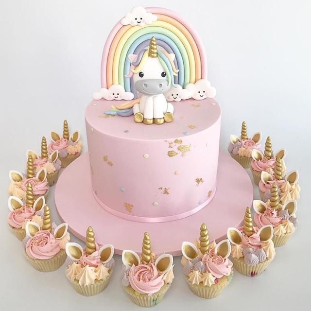 Custom Kue Ulang Tahun Untuk Anak Cewek Dan Cowok Birthday Cake Kue Tart Ulang Tahun Karakter