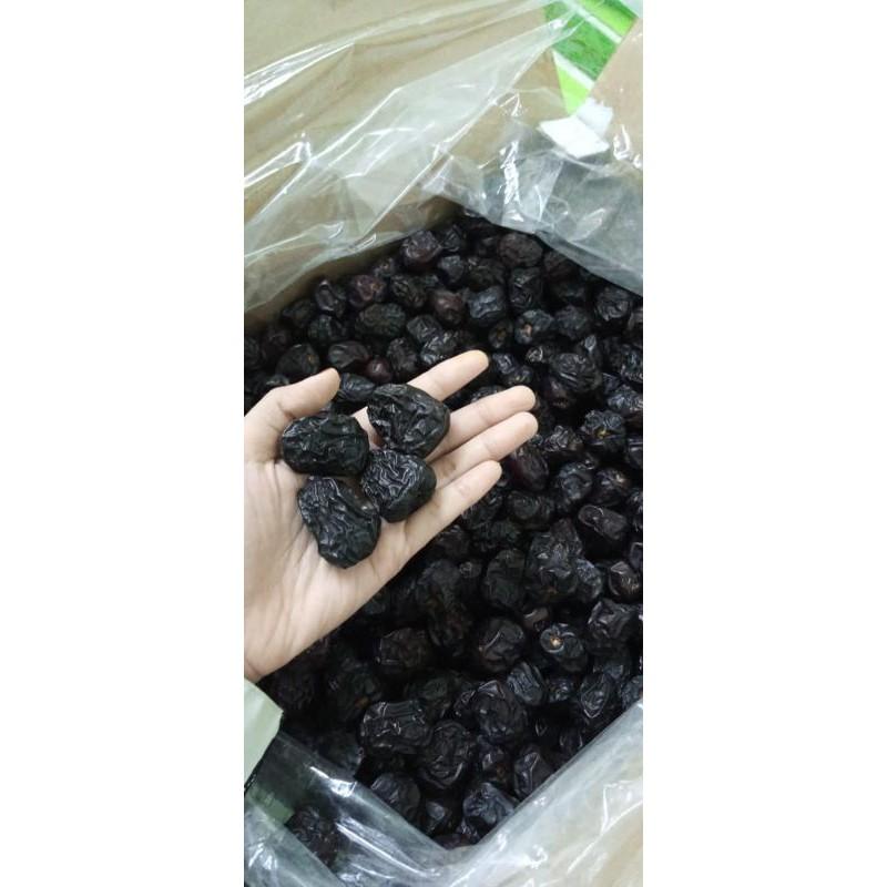 7 ajwa Jumbo Organic / kurma nabi  / kurma ajwa 7 butir / kurma Ajwa almadinah / kurma ajwa aliyah