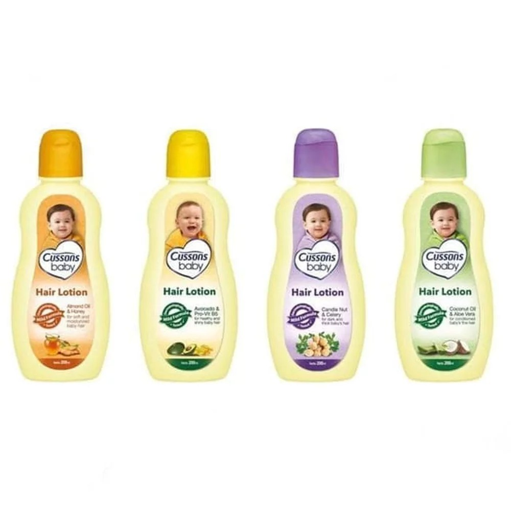 Cussons Baby Shampoo Coconut Oil Almond Candle Nut 100ml Extra And Aloe Vera 100 Ml Shopee Indonesia