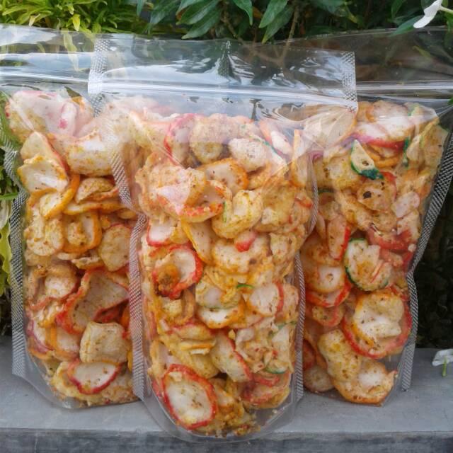 Kerupuk Seblak 80 Gram Sebring Seblak Kering Pedas Mantap Shopee Indonesia