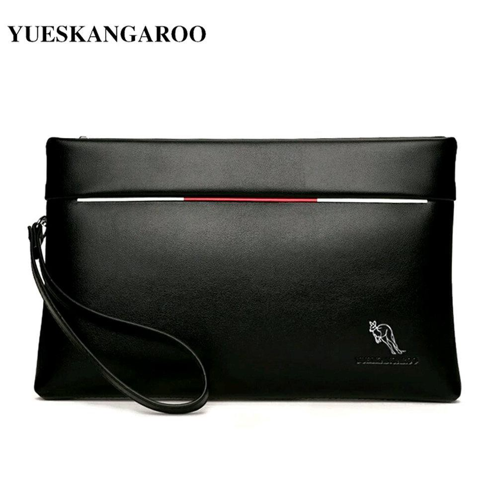 (IMPORT) CLUTCHBAG HANDBAG DOMPET EXECUTIVE BRANDED UNISEX  4263fc600f