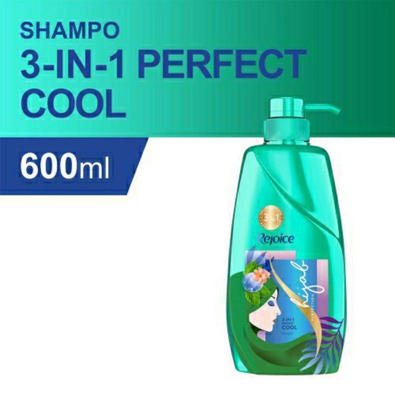 REJOICE Hijab Shampo Perfect 3in1 170 ml 600 ml-2