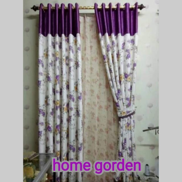 Jual Beli Produk Tirai & Gorden - Dekorasi | Perlengkapan Rumah | Shopee Indonesia