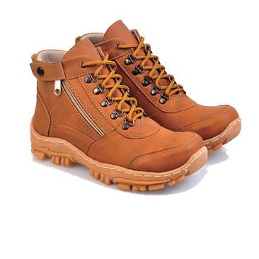 Sepatu Boots Pria Casual Azzurra 632 13 041b9e7910