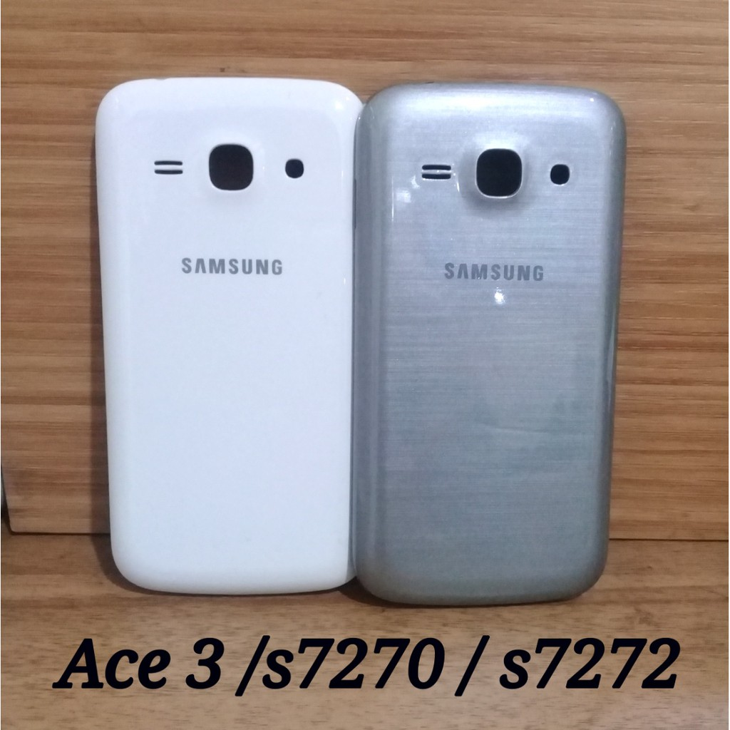 Back Casing Samsung Ace 3 S7270 Shopee Indonesia Kesing