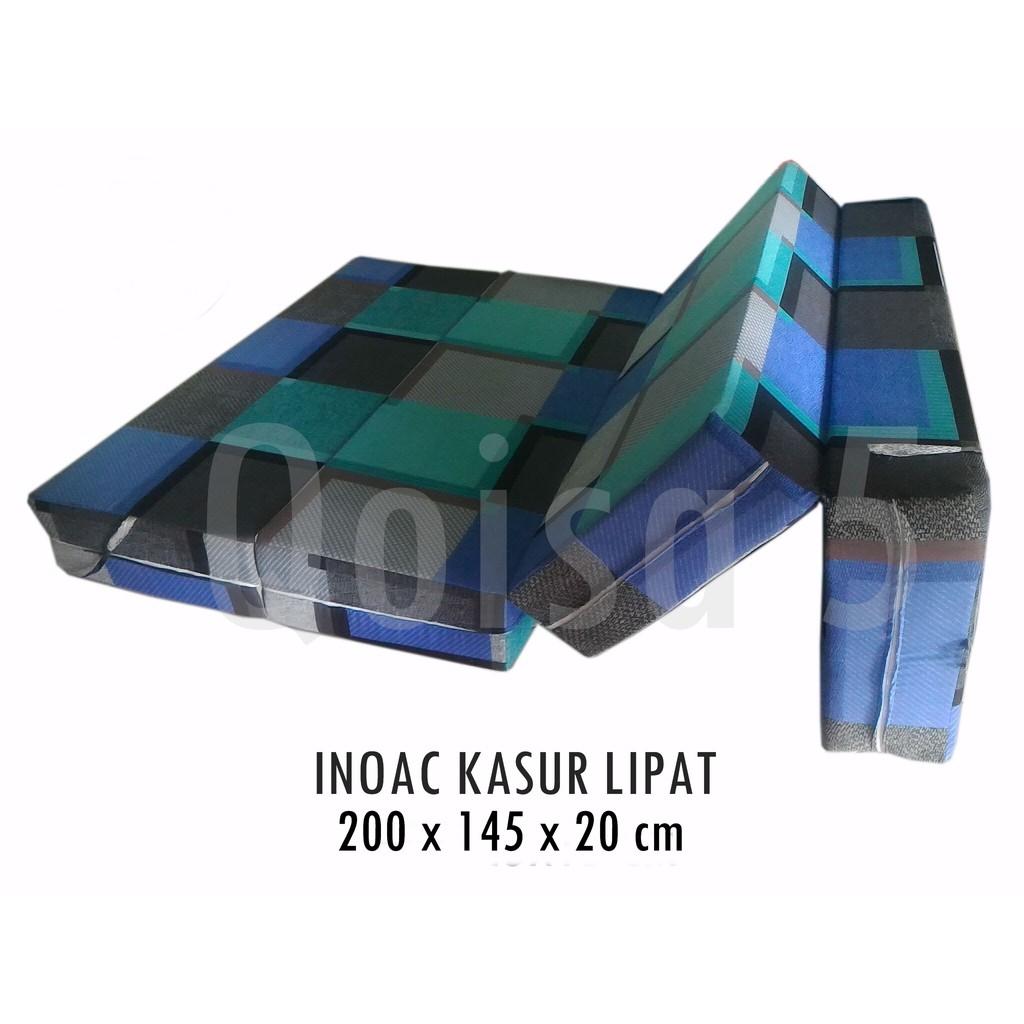 Inoac Kasur Lipat Eon Uk 200 X 180 15 Cm Daftar Harga Terlengkap D23 Urn 90 Busa D 23 20 Garansi 10 Tahun