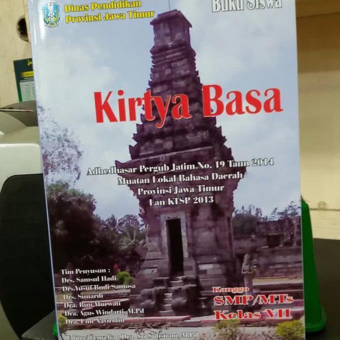 Buku Paket Bahasa Jawa Kelas 7 Kurikulum 2013 Pdf Cara Golden