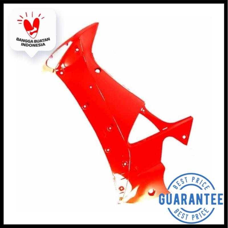 Cover L M P SD Merah Supra X 125 64450KTM850FMV