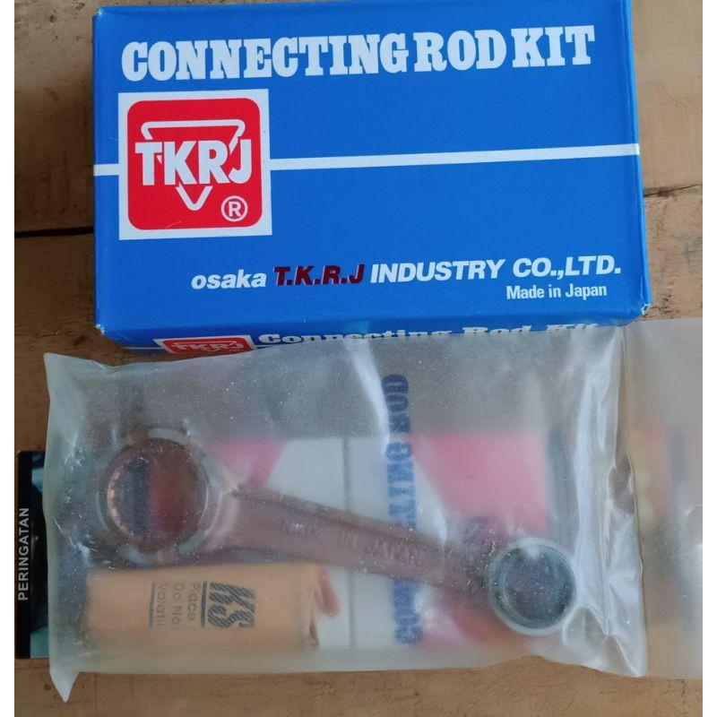connecting Rod kit dt125 dt175 RD135 setang piston Yamaha dt 125 dt175 RD135 tkrj Japan