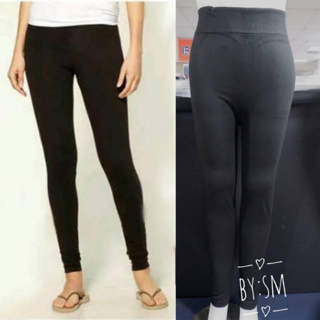 Legging Dalaman Import Polos Merk Saya Shopee Indonesia