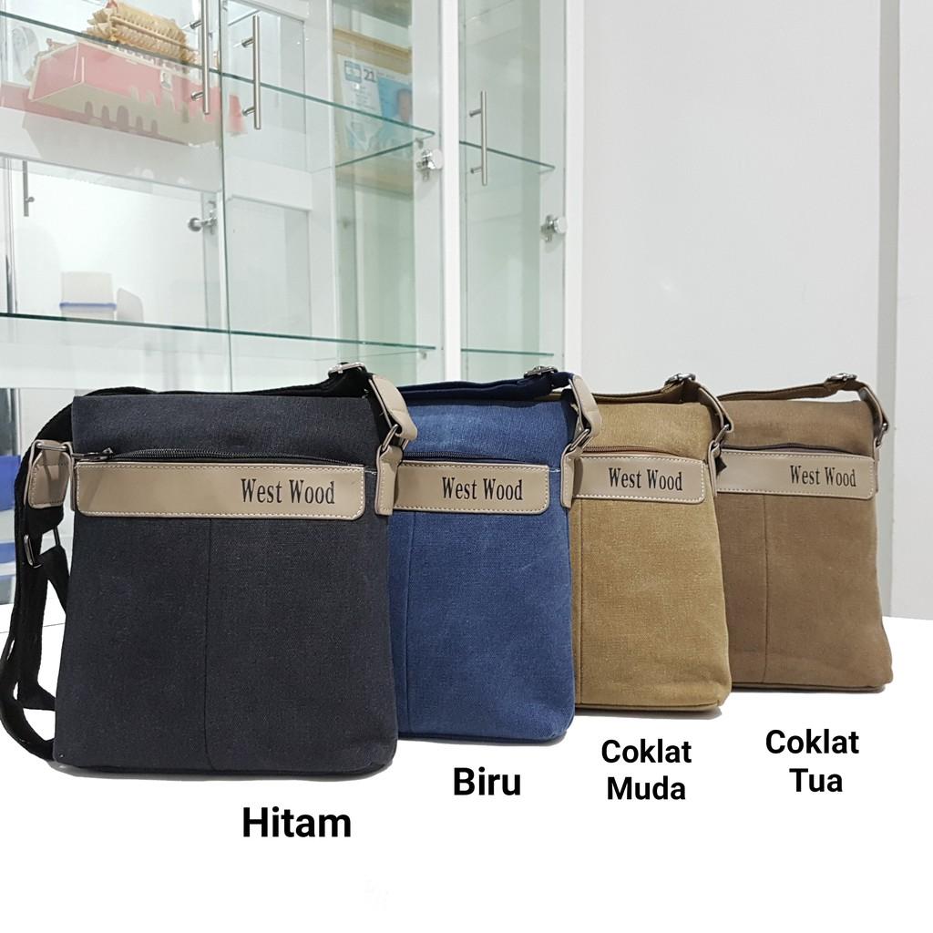 Bodypack Bag Tas Selempang Pria Men Sling Shoulder Bags 6015 Megamen88 M365 Shopee Indonesia