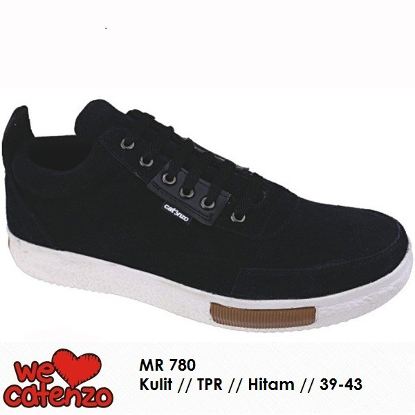 Sepatu Pria TF 105 Distro Catenzo Bandung   model sepatu sneakers skate  sekolah kuliah cowok murah f05678ca14